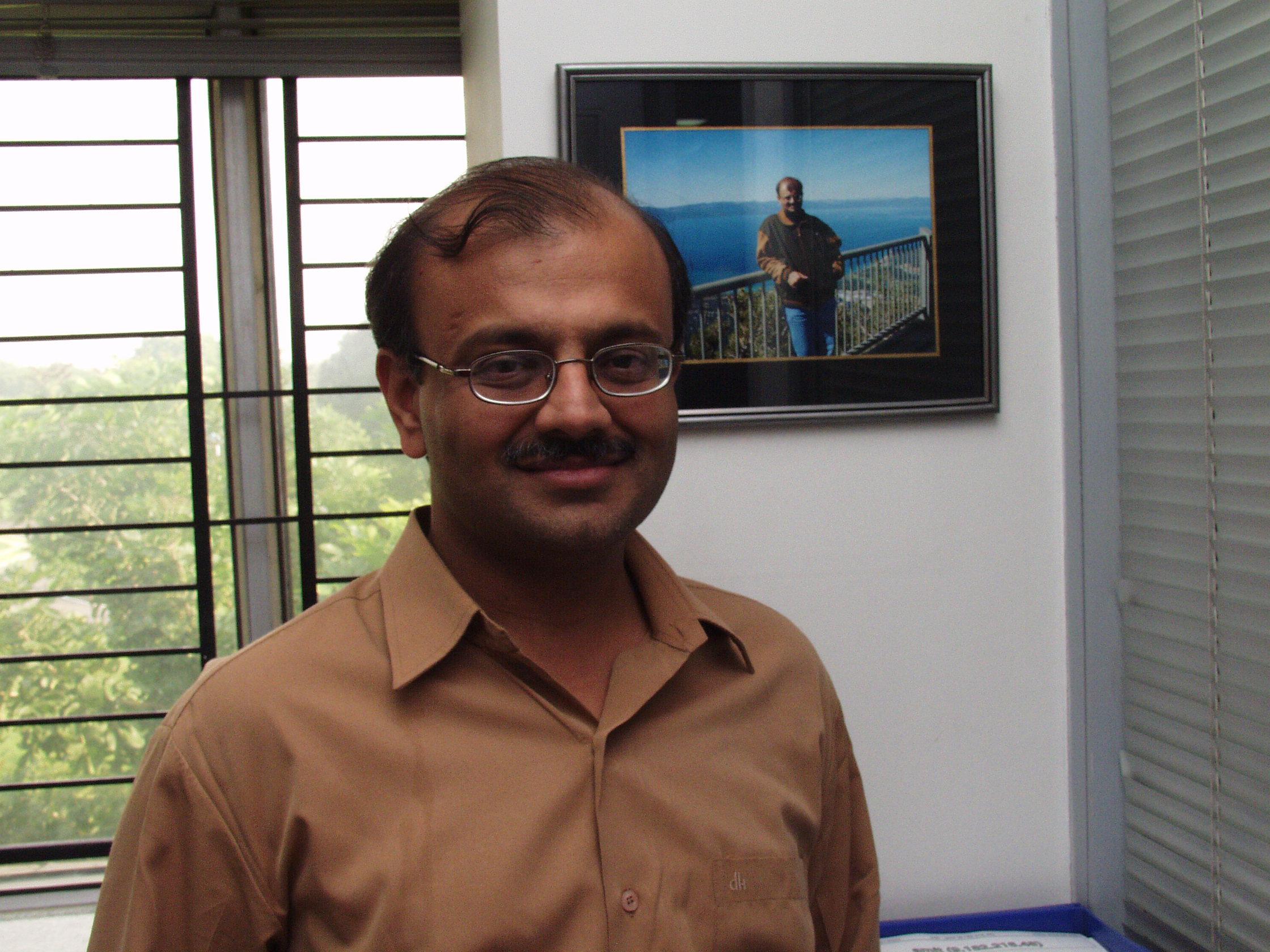 Amit Anil Nanavati