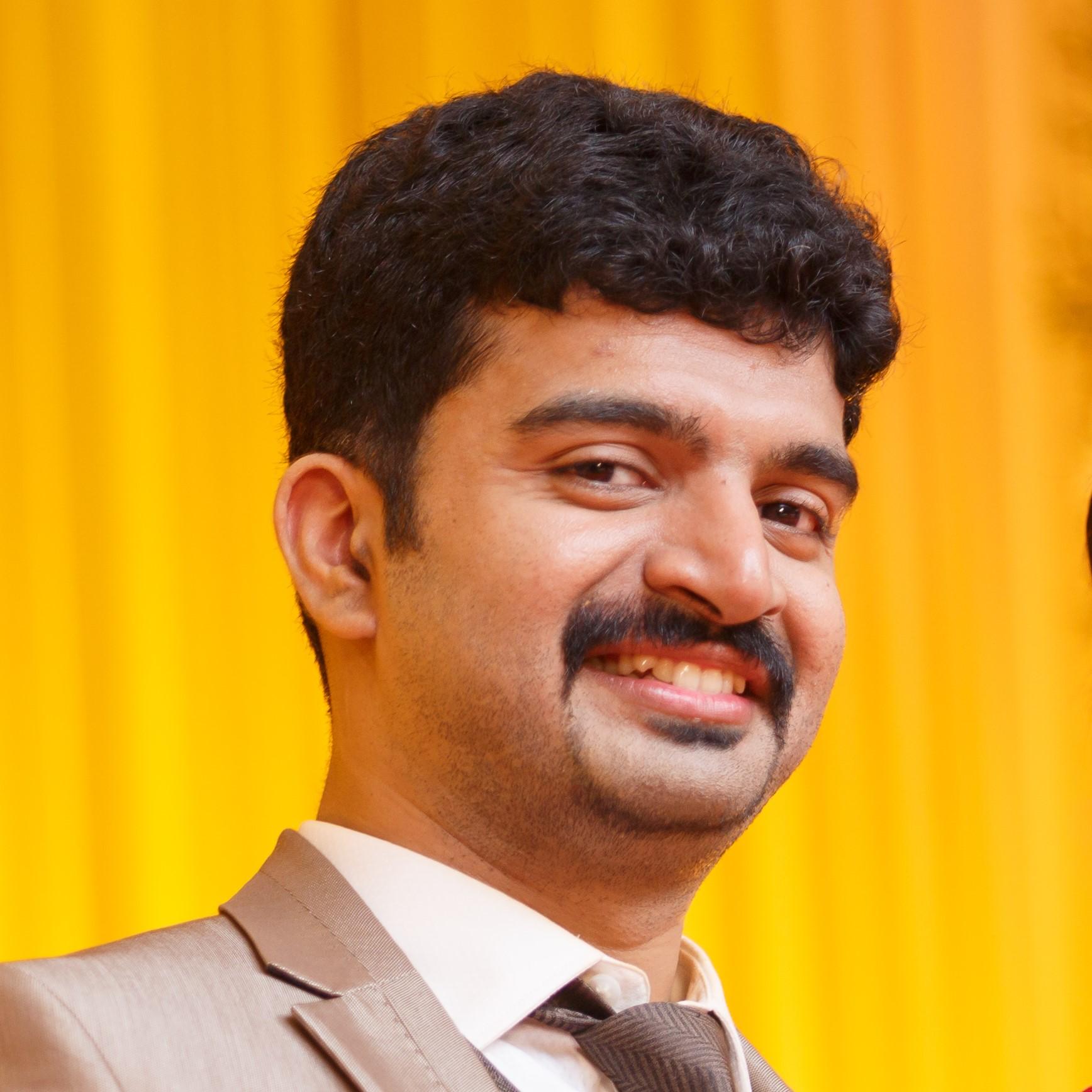 Sandeep Nair Narayanan