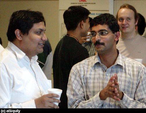 Professors Joshi and SIvalingham