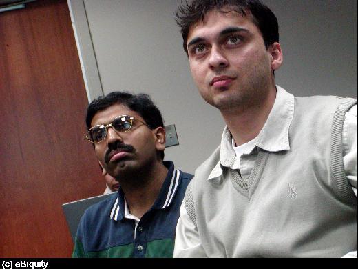 Shashi and Anand