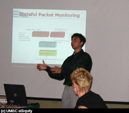 Anand at PerCom 2005, Kauai Island, Hawaii
