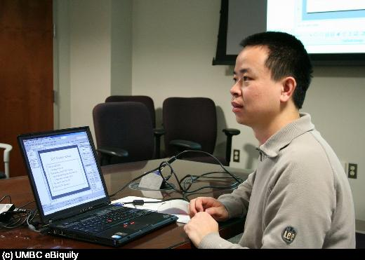 umbc map with Li Ding Talks About Swoogle on Map Of Us Geographic Regions together with 2016 8rzrR7mfa6iha as well Johns Hopkins Green Team besides Oregon 140xywjL4aKV4Q furthermore Li Ding Talks About Swoogle.
