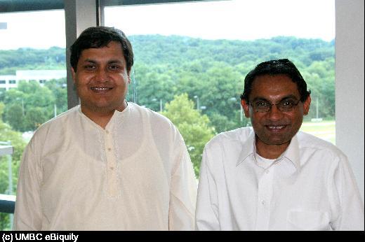 Dr. Joshi and Dr. Avancha