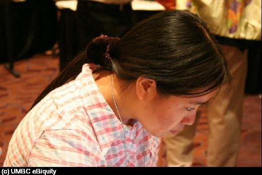Zhongli Ding at AAAI